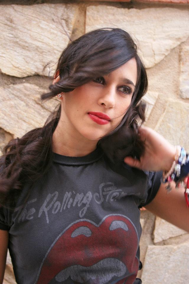 Sandra González, fotografía cedida por ella.