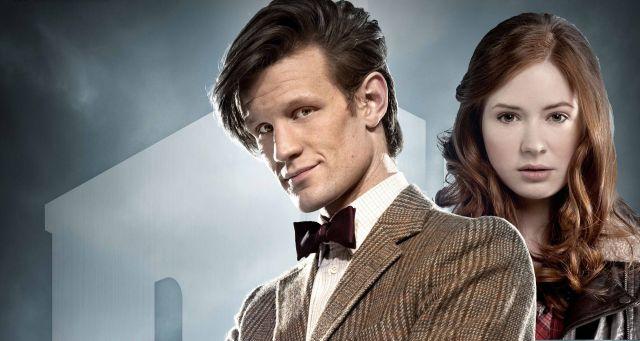 Por ejemplo, a mí me encanta Doctor Who.
